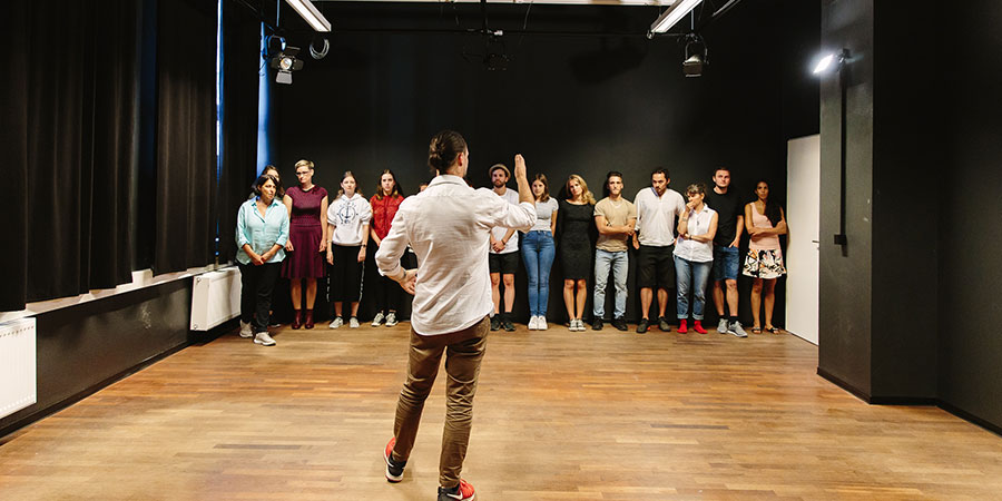 study acting in berlin